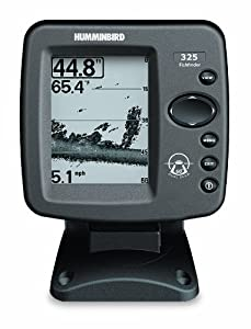 Humminbird fishfinder 325 best boating gps units for Hummingbird fish finders on sale