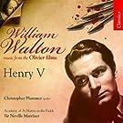 Walton: Henry V (Musiques des films de Sir Lawrence Olivier)
