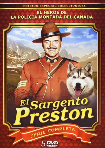 Sergeant Preston of the Yukon: Complete Series 1 [Region 2] (Sergeant Preston Of The Yukon compare prices)