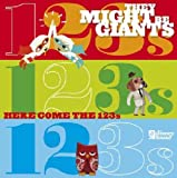 Here Come The 123s (CD + DVD)