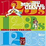 Here Come The 123s (CD + DVD)by They Might Be Giants