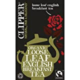 Clipper Organic English Breakfast Loose Leaf Tea 125g - CLIP-4562