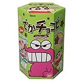 でかチョコビ チョコレート味&いちごみるく味 6個入 BOX (食玩)