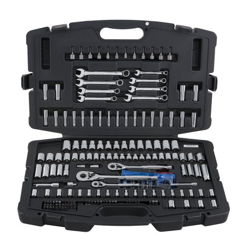 Stanley 91-988 201-Piece Drive Mechanics Tool Set