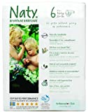 Naty Nature Babycare Nappies (White, Pack of 18)