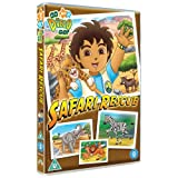 Go Diego Go: Safari Rescue [DVD]by Go Diego Go
