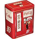 Coca Cola® Vending Machine Tin Bank