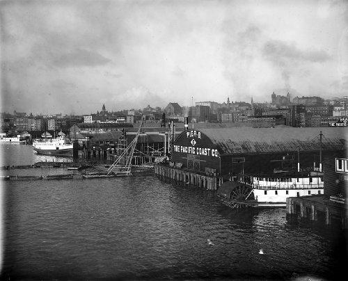 1903-seattle-washington-waterfront-docks-city-photo-reprint-8x10