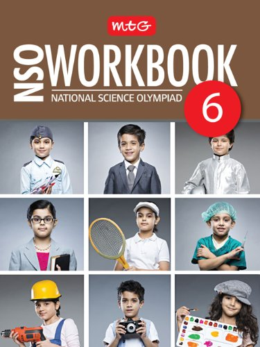 MTG National Science Olympiad (NSO) Work Book - Class 6