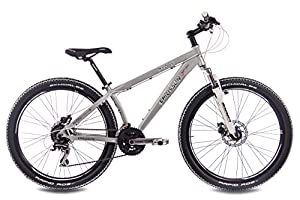 "26"" Zoll ALU MTB MOUNTAIN DIRT BIKE FAHRRAD CHRISSON RUBBY UNISEX mit 24G SHIMANO 2xDISK walumin matt from CHRISSON"