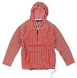 Tommy Hilfiger Women's Stripe Hooded Anorak