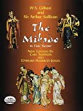 The Mikado in Full Score (Dover Music Scores) (0486406261) by W. S. Gilbert