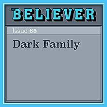 Dark Family Audiobook by Abbott Gran Narrated by Mia Gaskin