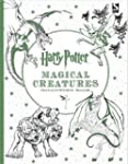 Harry Potter Magical Creatures Colour...