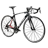 Tommaso Superleggera Carbon Road Bike, Shimano Dura Ace 9000, 11 Speed, Italian Racing Bike