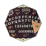 Ouija Board Spirit Board Black Auto Foldable Umbrella