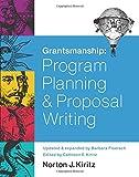 Grantsmanship: Program Planning & Proposal Writing
