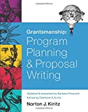 img - for Grantsmanship: Program Planning & Proposal Writing book / textbook / text book