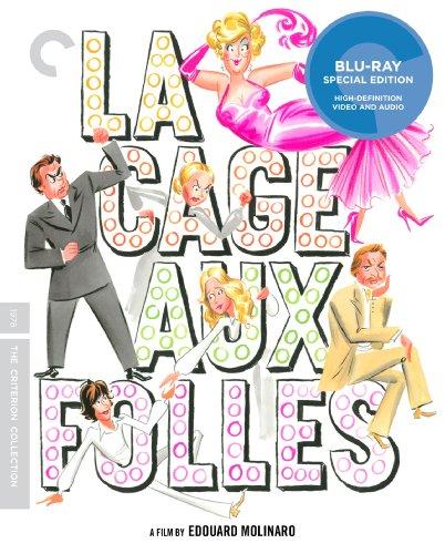 La Cage aux Folles (Criterion Collection) [Blu-ray]