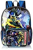 FAB Starpoint Boys 8-20 Transformers Backpack with Lunch Kit