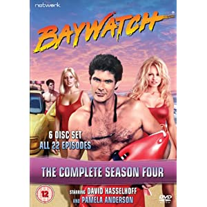 Baywatch - The Complete Fourth Series (UK version)
