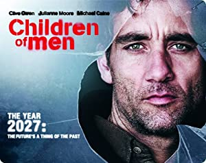 Children of Men - Steelbook - Universal 100th Anniversary Edition [Blu-ray] [2006]