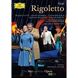 Verdi: Rigoletto, The Metropolitan Opera