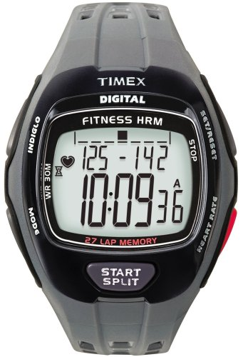 Cheap Timex T5J031 Mens Ironman Heart Rate Monitor Watch (Advanced T5J031)
