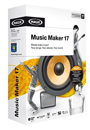 Music Maker 17 [Old Version]