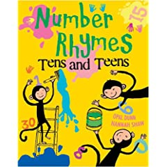 Number Rhymes: Tens and Teens
