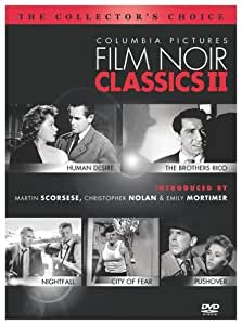 Film Noir Collection Two (Collector's Choice, 5 discs) - DVD