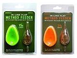 In-Line Flat Method Feeder Large 35gm Starter Kit