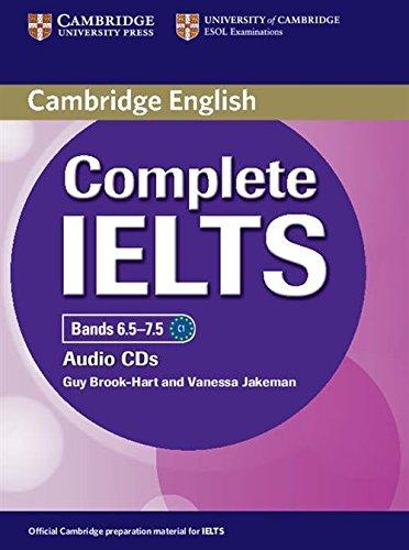 Complete IELTS Bands 6.5-7.5 Class Audio CDs (2)