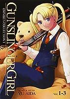 Gunslinger Girl Omnibus Collection 1 v. 1-3