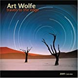 Art Wolfe, Travels to the Edge 2009 Wall Calendar