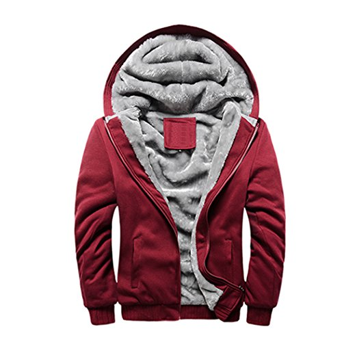 walk-leader-mens-winter-soft-hooded-jacket-hoodie-faux-fur-lined-warm-coat-red-s