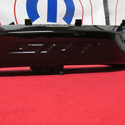 NEW OEM JEEP Grand Cherokee SRT Bumper trailer hitch trim bezel SRT 8 (Jeep Grand Cherokee Bumper compare prices)