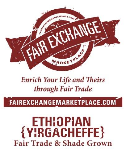 Fair Exchange Marketplace Coffee: Ethiopian Yirgacheffe (Ground (Drip), 12Oz)