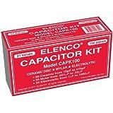 Elenco 100 Capacitor Component Kit