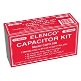 Elenco 100 Capacitor Component Kit Picture