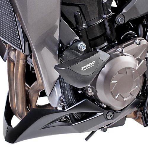 Roulettes de protection Puig PRO Kawasaki Versys 1000 12-16 noir