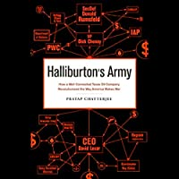 Halliburton's Army: How a Well-Connected Texas Oil Company Revolutionized the Way America Makes War Hörbuch von Pratap Chatterjee Gesprochen von: Ray Childs
