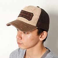 カスターノ(CASTANO) 帽子(ワッペンジュートキャップ)