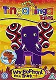 Tinga Tinga Tales: Why Elephant Has A Trunk [DVD]