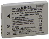 Wentronic 46831-GB Replacement Battery for Canon NB-5L