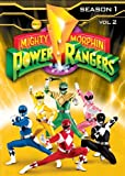 Mighty Morphin Power Rangers: Season 1, Vol. 2