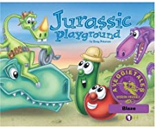 Jurassic Playground - VeggieTales Mission Possible Adventure Series #4: Personalized for... by Doug Peterson