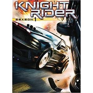 Knight Rider (2008) Season 1 (US Version) (DVD – 2009) | David