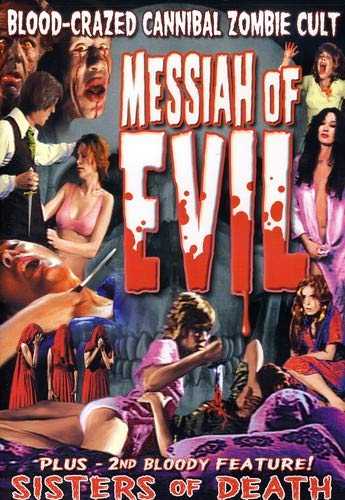 DVD : Messiah Of Evil & Sisters Of Death