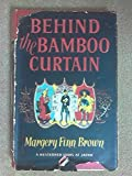 img - for Behind the Bamboo Curtain: A Westerner Looks at Japan book / textbook / text book